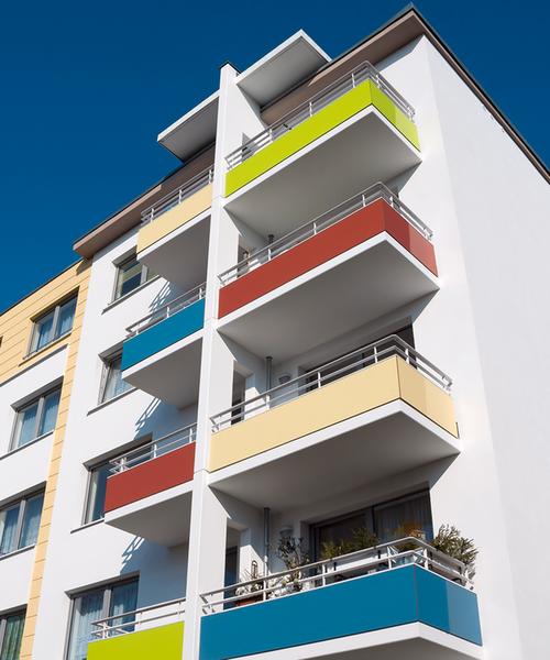 Abdichten von Hochbau- und Fassadenfugen