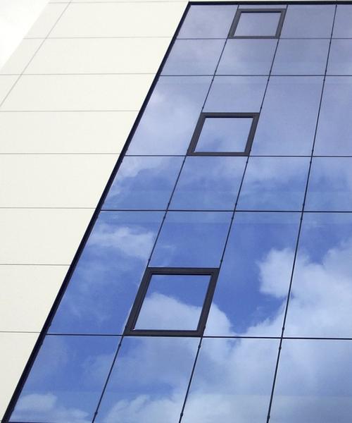 Fassadenabdichtung mit OTTOSEAL® S 7