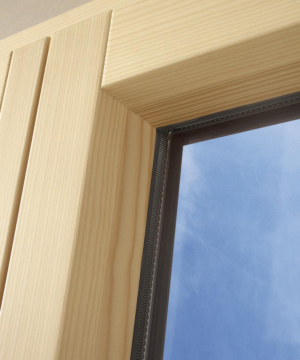 Fensterklebung mit OTTO