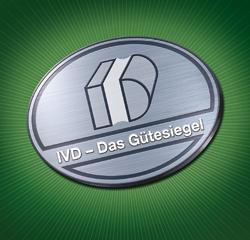 IVD-Gütesiegel