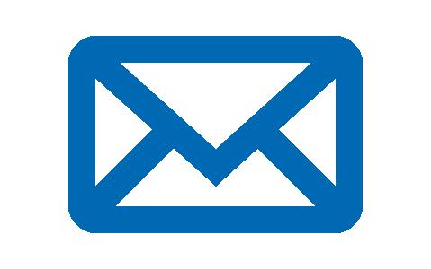 Mail Kuvert Kontakt