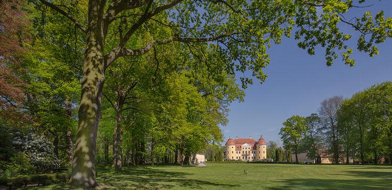 Meisterwerk Schloss Milkel Park