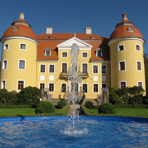 Meisterwerk Schloss Milkel