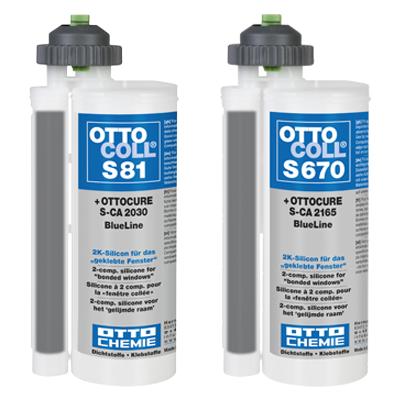 OTTOCOLL S 81 und S 670