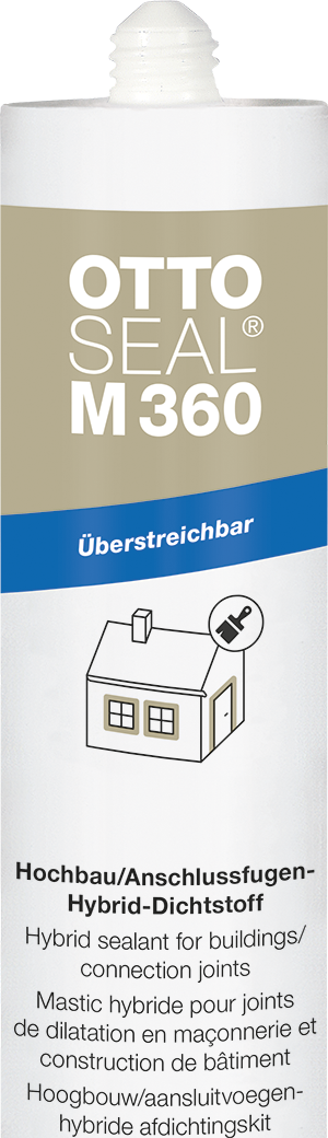 OTTOSEAL® M 360 Hochbau/Anschlussfugen-Hybrid-Dichtstoff 310ml Kartusche