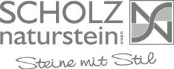 Scholz Naturstein Logo
