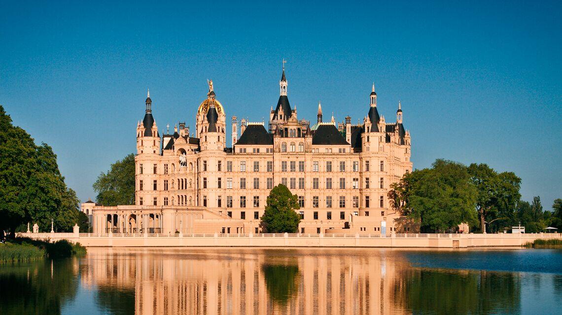 Titelbild Meisterwerk Schloss Schwerin
